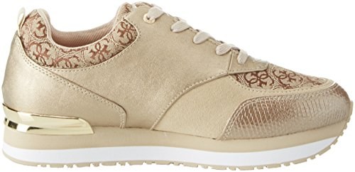 Guess Footwear Dress Active, Sneaker Donna Beige (Beige Neutro)