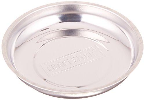 Craftsman 9-41328 Magnetic Stainless Steel Bowl, (6 Inch Bowl)