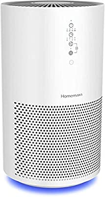 Homemaxs Air Purifier with HEPA Filtration, Air Cleaner for Home & Office