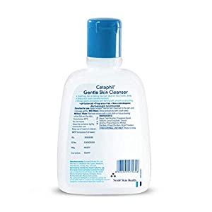 Cetaphil Gentle Skin Cleanser, 125ml