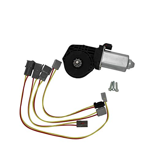 (Docas Power Window Lift Motor for 1990-1996 Ford F-150 Lincoln MARK VIII Mercury Topaz E3AZ5423395A )