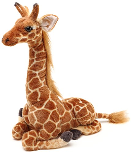 Large Plush Giraffe (Jehlani the Giraffe | 18 Inch Stuffed Animal Plush | By Tiger Tale Toys)