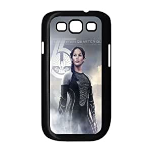 hunger game Samsung Galaxy S3 9300 Cell Phone Case Black DIY GIFT pp001_8184844