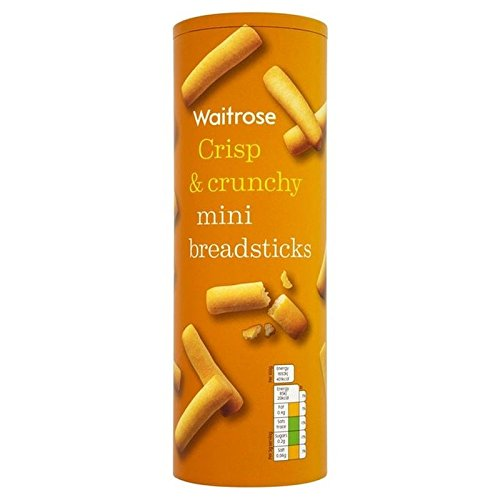 Mini Breadsticks - Mini Breadsticks Waitrose 95g