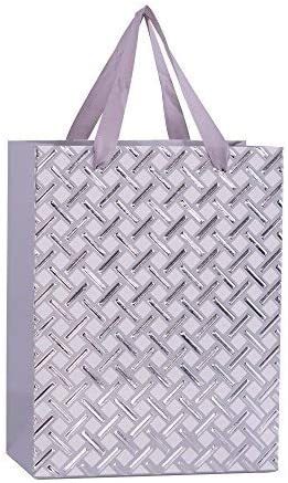 Silver on Black Bag Birthday Xmas Gift Great Dane Shoulder Bags Metallic Gold