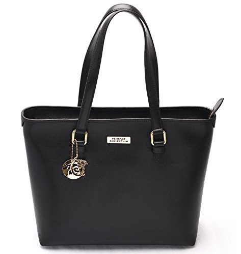 Versace Collections Leather Handbag LBF0375 product image