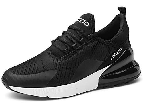 All'aperto 35 47 Casual 270 Interior Gjrrx Uomo Scarpe Bianco Sneakers Sportive Donna Unisex Ginnastica Corsa Fitness 1 Basse Da Nero Running 64Zqn6ax