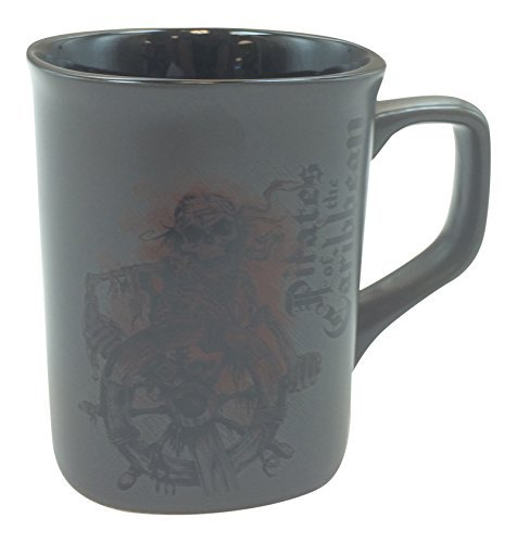 Pirates of the Caribbean Skeleton Mug - Disney Theme Parks Exclusive Limited Availability