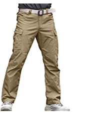 FREE SOLDIER Outdoor Urban Militär Camping Explorer Herren Cargo Hose Slim Stretch Casual Hose