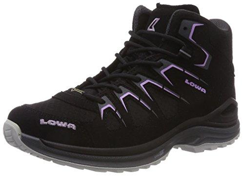 Lowa WoMen Innox Evo GTX QC WS High Rise Hiking Boots Multicolour (Nero/Lilla 9945)