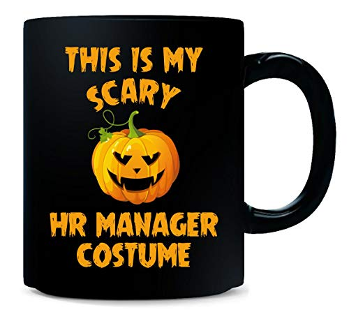 This Is My Scary Hr Manager Costume Halloween Gift - Mug]()