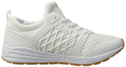 Fila Wmn Face Striker Low - Zapatillas de casa Mujer Weiß (White)