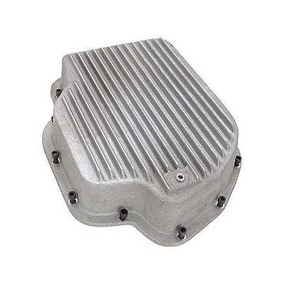 JEGS 60179 Cast Aluminum Deep Transmission Pan: Automotive