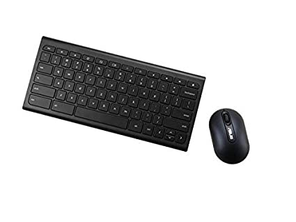 e5b6a81387e Amazon.in: Buy ASUS Chrome Wireless Keyboard and Mouse (90MS0000 ...
