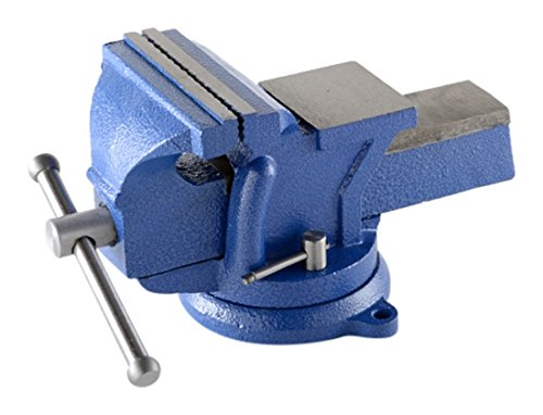 ATE Pro. USA 11320 6'' Bench Vise, 14.57'' Height, 7.87'' Width, 7.09'' Length