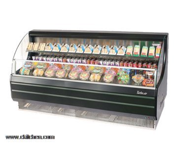 (Turbo Air TOM-75LB Horizontal Open Display Merchandiser)