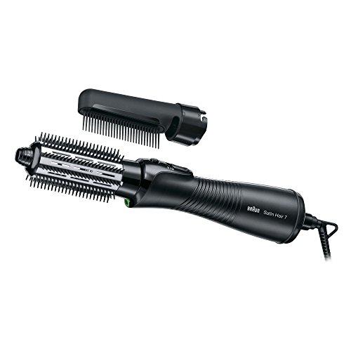 Braun Satin Hair 7 AS720 Airstyler (IONTEC Technologie, Warmluft-Lockenbürste / Glättungsbürste mit Ionen-Effekt)