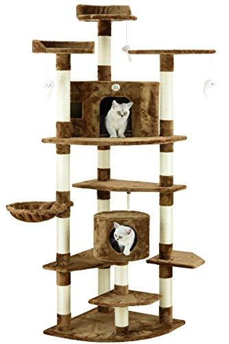 Go Pet Club Cat Tree F2031 (National Cat Club)