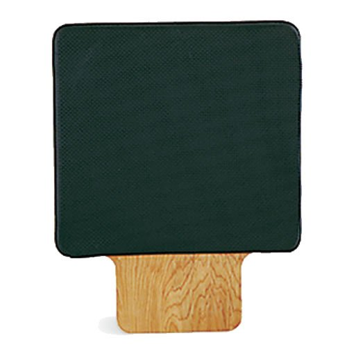 Padded Foot Plate for Classic or One-Step Footbar by Balanced Body