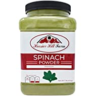 Hoosier Hill Farm Pure Spinach Powder, 1 Pound