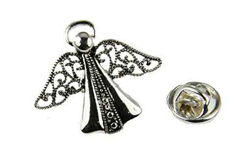 6030736 Angel Lapel Pin Brooch Guardian Angel On My Shoulder Inspirational