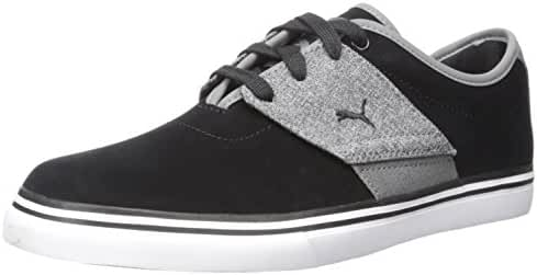 PUMA Men's EL Ace Nbk Denim Fashion Sneaker
