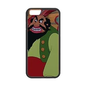 iphone6 4.7 inch Phone Case Black Pinocchio Stromboli JHI2332179