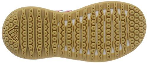 adidas FORTAGYM K, Zapatillas de Deporte Unisex Niños Rosa (Rosene/Aquene/Ftwbla 000)