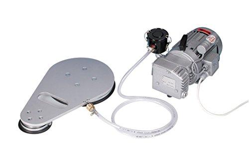 CS Unitec ZAV 410 Vacuum Plate for Smooth Surfaces with Vacuum Pump by C.S. Unitec