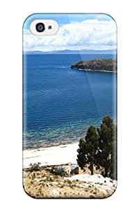 Fashion Protective Titicaca Lake Case Cover For Iphone 4/4s