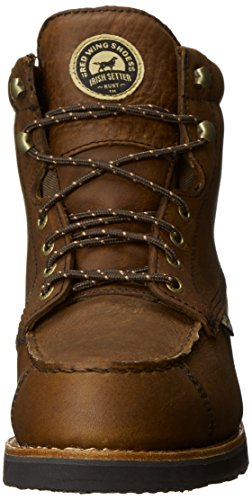 Irish Setter Men's 807 Wingshooter 7'' Upland Hunting Boot,Dark Brown,10.5 D US by Irish Setter (Image #4)