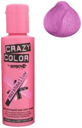 Tinte Crazy Color semipermanente, Marshmallowlowlow, rosa ...