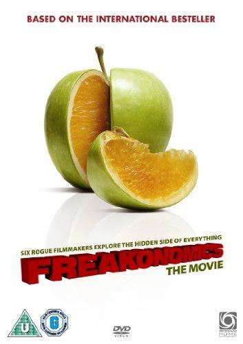 Freakonomics [DVD] by Jade Viggiano B01I06VJ7S