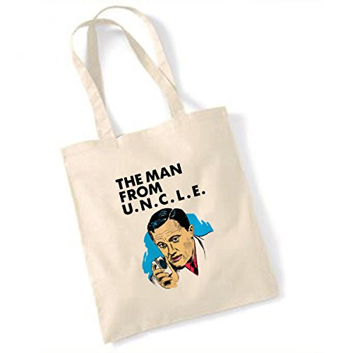 From The Man UNCLE TOTE BAG