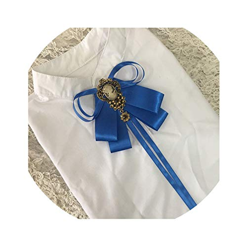 (Ties Women Retro Rosette Decorative Gorgeous Ladies Elegant Bow Womens Ribbon Tassel Colorful Chic,26)