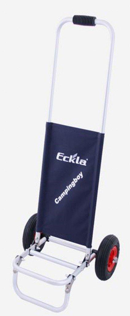Eckla Campingboy / Universaltransportwagen für Camping, Freizeit und Hobby / Farbe: blau