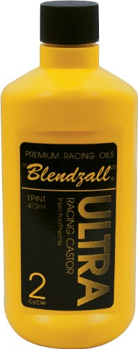 Price comparison product image Blendzall Ultra Racing Castor Oil - 2 Cycle - 16oz. 455 PT