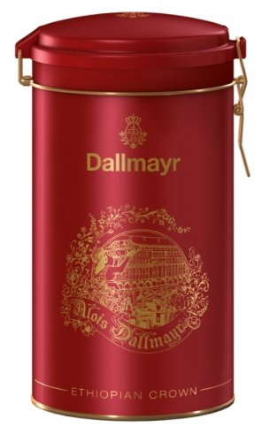 Dallmayr Ethiopian Crown Ground Coffee Gift Box 500g (2-pack)