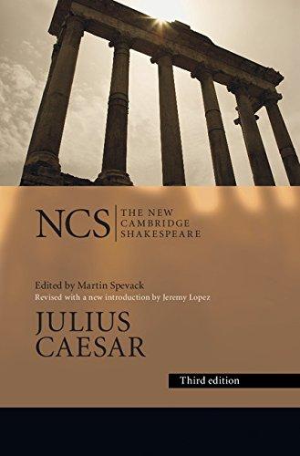 Book cover for Julius Caesar