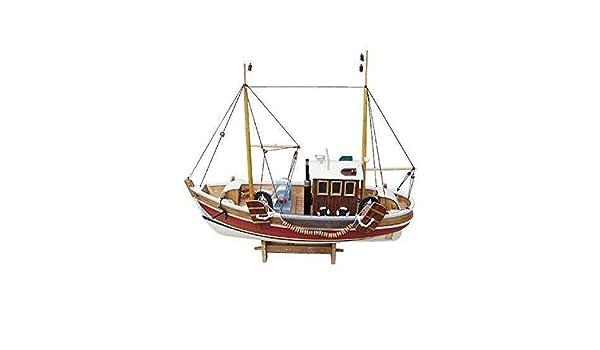 Barco De Pesca, Dos Mástiles Barca, Maqueta De Barco, Barco ...