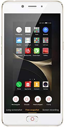 nubia NX575J Smartphone (14 cm (5,5