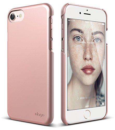 elago iPhone case Slim Rose