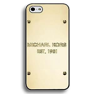 MK Design Phone Case for Iphone 6 Plus / 6S Plus Michael Kors Black Hard Cover JM