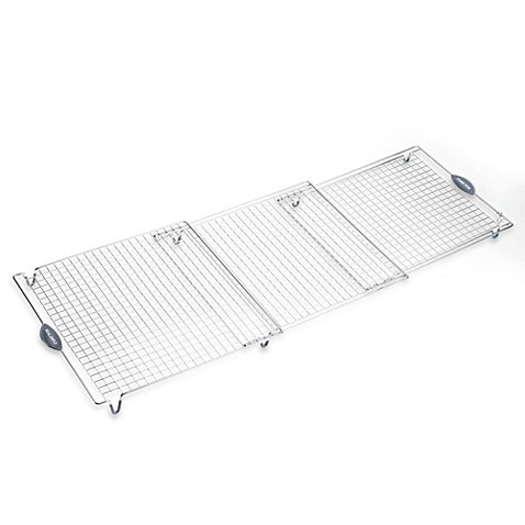3-In-1 Expandable Cooling Rack by Real Simple