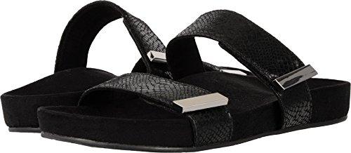 f9f8d3e65cc1 Galleon - Vionic Womens Grace Jura Slide Sandal Black Snake Size 6