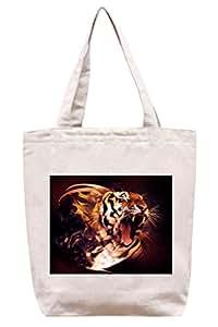 Liberar la bestia–algodón Canvas Tote Bag