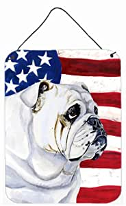 Amazon.com: Caroline's Treasures LH9019DS1216 Usa American Flag with