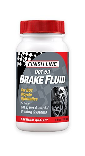 Finish Line High Performance DOT 5.1 Brake Fluid, 4-Ounce by Finish Line (Image #2)