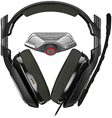 ASTRO Gaming A40 TR Headset + MixAmp M80 - Black/Olive