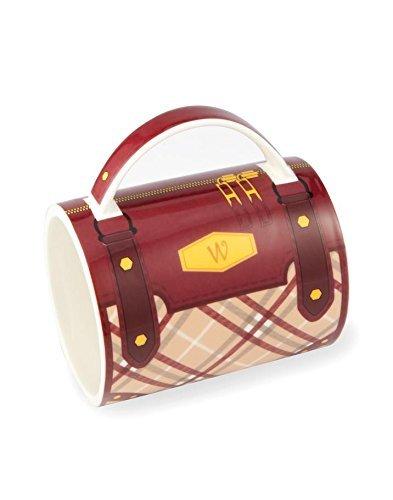 Handbag Purse Bag Large 16oz Tea and Coffee Mug (Tartan)